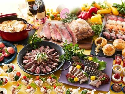 エンターテイメント性抜群のホテルで、お客様を、わくわく・感動させるようなお料理の提供をお願いします!