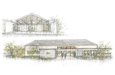 2022年春に「つくば市学園の森」に2号店をオープン!既存店ともにブランドを盛り上げていきましょう。