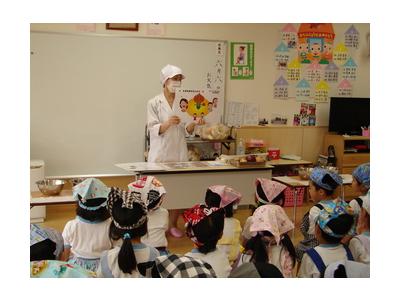東京豊島区の保育園で給食調理のお仕事!資格を活かして、子どもたちの「食育」にも携わってください!