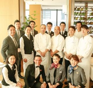 勤務地は新橋駅徒歩3分「ホテル ザ セレスティン銀座」。キッチンスタッフとして活躍しませんか?