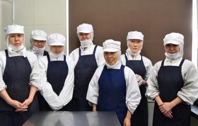 警察署内の食堂などで調理スタッフを募集します。