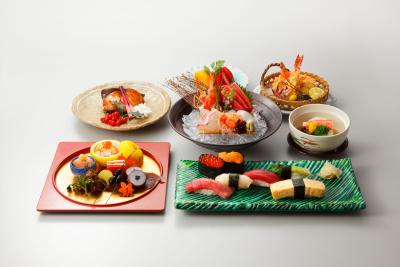 価格、味、サービスともに満足のいただける寿司・和食を提供しています。