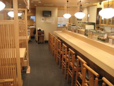 キタ・ミナミ・天王寺の繁華街の店舗ばかりだから、通勤便利。