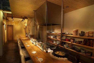お客さまへの心遣いを大切にした調理で、あたたかみのあるサービスをお願いします。