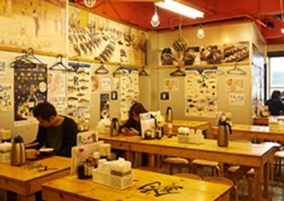 東京/大森駅近く◆魚のスペシャリティ企業が手掛ける鮮魚居酒屋で店舗スタッフとして活躍を◎