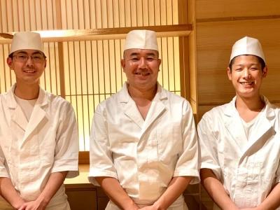 新宿御苑と四ツ谷に、本格江戸前寿司を提供するお店をニューオープン!