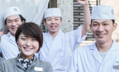月1万円の社員寮もありますので、遠方の方もどしどしエントリーください。