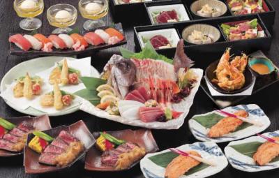お刺身・おでんをはじめチーズダッカルビや麻婆豆腐など、幅広いメニューを取り揃えています