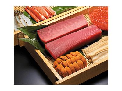 「一貫入魂」をポリシーに、本格的なお寿司を地域のお客さまにお届けしています。