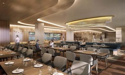 2019年1月に開業した『ホテルJALシティ名古屋 錦』。館内レストランのマネージャーを募集!