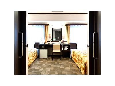 国内だけでなく、アジア、ヨーロッパにも進出を果たし、世界を舞台に展開するホテルブランドです。