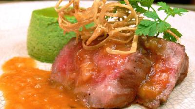 「和」×「フレンチ」の創作フレンチ料理をご提供しています。