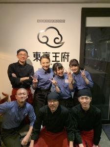 フレンドリーなスタッフが多い職場です。一緒に店舗をより良いものにしてくれる仲間を募集!