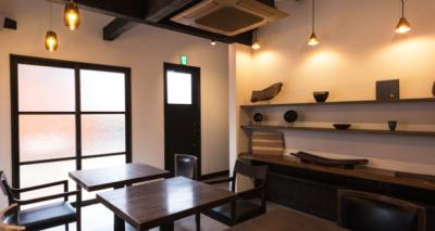 生産者の想いが伝わる料理、空間にこだわりあり。ここから、福井の魅力を全国に発信しています。