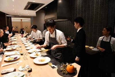 『Restaurant TOYO Tokyo』の主要メンバーとしてご活躍ください!