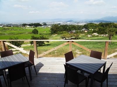 「葛城古道」に近く、大和三山がみわたせる大自然の中に農家レストランが誕生します!
