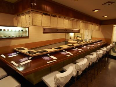 ミシュランガイド東京の第一回目から12年連続で三つ星を獲得