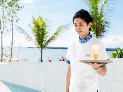 いま大人気のリゾート地・宮古の伊良部島で最高のサービスを