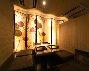 日本の一等地・銀座の創作和食店。日曜・祝日休みです