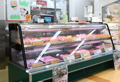 当社は関西を中心に食品スーパーマーケットを展開している企業です。
