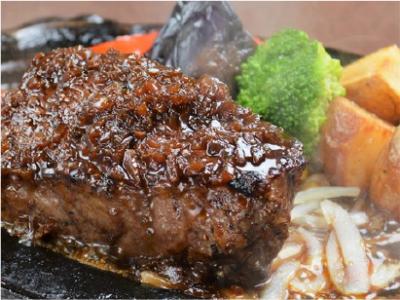 創業42年!名古屋市中川区で、長年愛され続けるハンバーグ&ステーキレストラン!