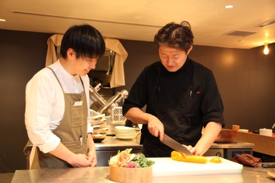 表参道・恵比寿をはじめ都内に15店舗を展開する「KINTAN」で料理長候補募集!