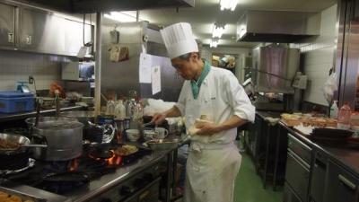 ゆくゆくは、調理長を目指すことも可能です!