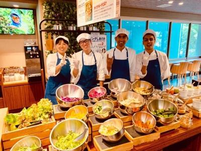 福岡市内の3つのホテルで料飲マネージャー募集!高品質で人気のビジネスホテルです