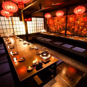 九州料理を提供する居酒屋ブランド3店舗で、ホールスタッフを募集!
