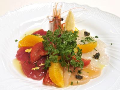 シチリアの食材をふんだんに使った、本場シチリア料理をお届けしています。