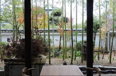 奈良公園の美しい景色に囲まれた「夢窓庵」でアルバイトしませんか?