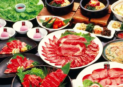 極上和牛の焼肉はもちろん、他では味わえない希少部位や、韓国やアジア料理をお届けしています