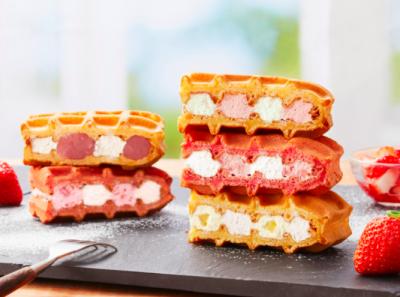 一級建築士事務所として始まった、異色のワッフルケーキ専門店