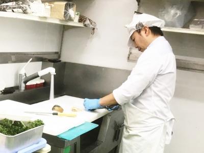 フード業界での調理経験をお持ちであれば、スキルを活かしてご活躍いただけます◎