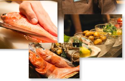未経験OK!こだわり食材を使った和食づくりが学べる、キッチンスタッフの募集です。