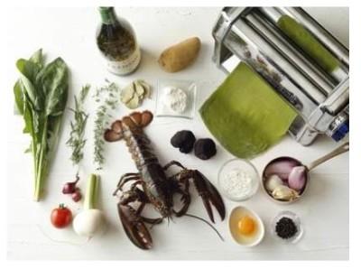 素材のおいしさを活かした料理にこだわっています