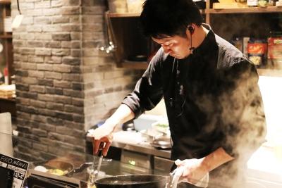 料理が好きな方、ともに成長できる環境が当社にはあります。