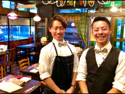過去には年間1200万円を手にした料理長も!売上は、賞与や昇格という形でスタッフに還元しています◎