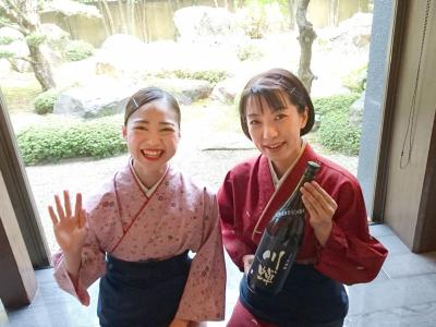 就活や社会人になってからも役立つ日本料理店で接客のアルバイト◎お友達と一緒のご応募もOK♪