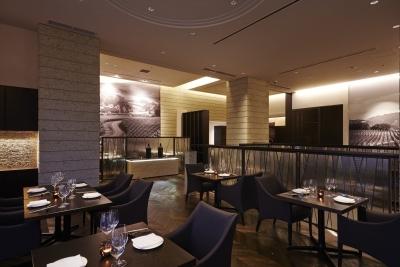 都内で3店舗展開中の高級ワイナリー直営のレストラン。