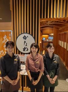 広島・東京で5店舗を展開 各種研修もあります!