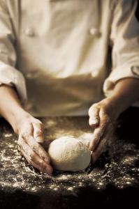 自慢のパスタは、毎日お店で製麺しています。職人として技術を身につけたい方も必見!