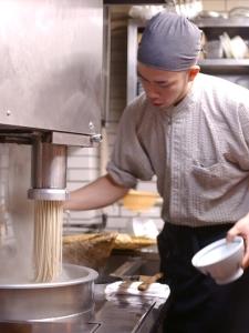 経験を活かし、蕎麦専門店の店長として活躍しませんか!