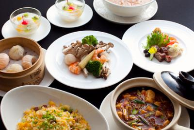 四川料理の奥深い味をお届けしているチャイニーズレストランです