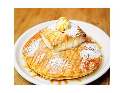 恵比寿駅よりスグ近くにあるパンケーキで人気のカフェレストランでスーシェフを募集します!