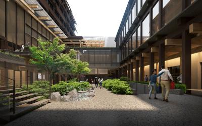 2020年4月に開業するホテル!京都の新スポットとして注目を集めています。
