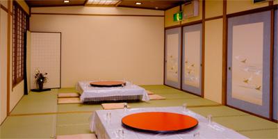和食店の個室もさまざまなシーンでご利用いただけます。