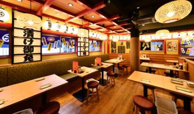 大阪市内で展開する串カツ店、計3ブランドで、将来の料理長を大募集します!