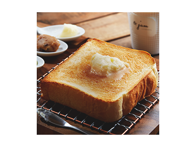 新店で提供するパンは全てオールスクラッチ製法◎さらにスキルアップできます。