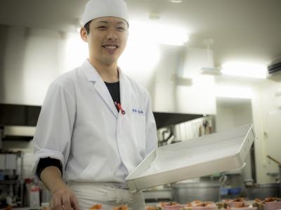 70年以上の歴史をもつ温泉宿で、会席料理のプロフェッショナルをめざしませんか。